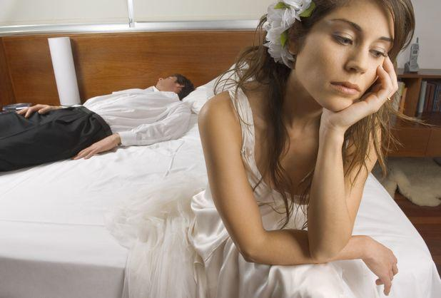 People who are/were married, did you have sex the night of the wedding?