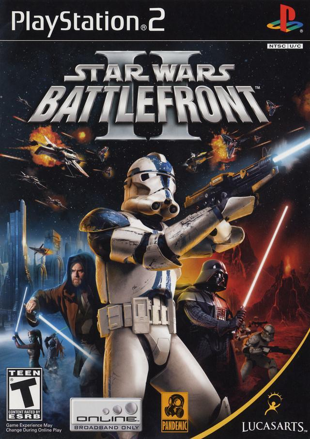 What's your most favorite Star Wars video game of all time?