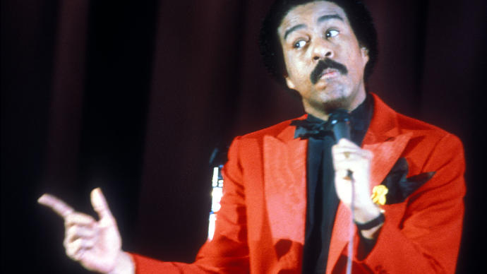 How funny is this Comedian: Richard Pryor?