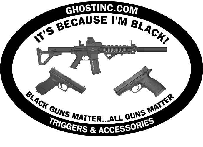 Do you support black guns matter?