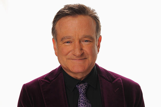How funny is this comedian: Robin Williams?