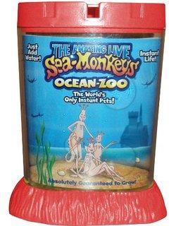 Do you like Sea Monkeys?