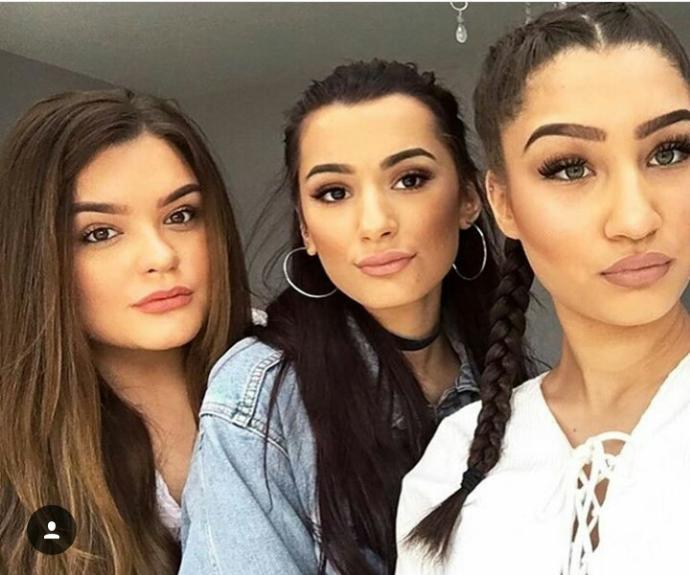 Instagram makeup or too much makeup?