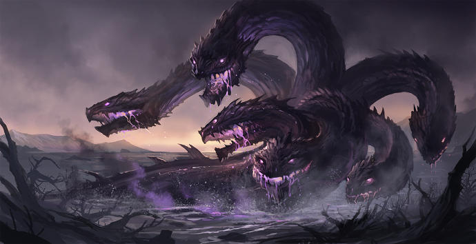 How would you defeat the Hydra?