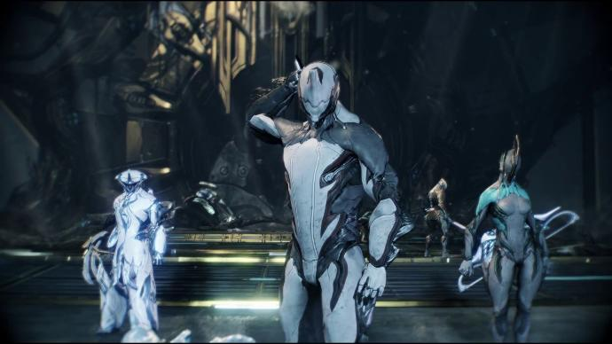 Have you ever heard of Warframe?