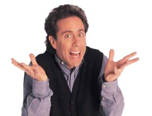 How funny is this Comedian: Jerry Seinfeld?