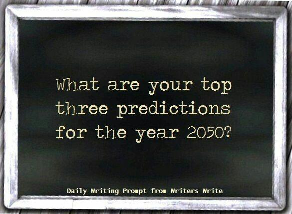 What is your prediction?