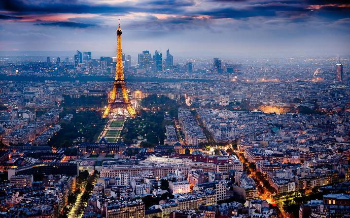 If language wasn't an issue, and you had the opportunity to spend a couple of years in either London or Paris, which one would you choose?