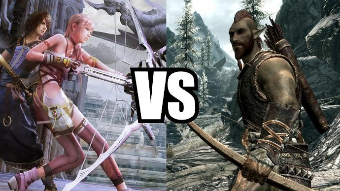 To the video gamers of GAG, Western RPGs vs JRPGs, which do you prefer and why?