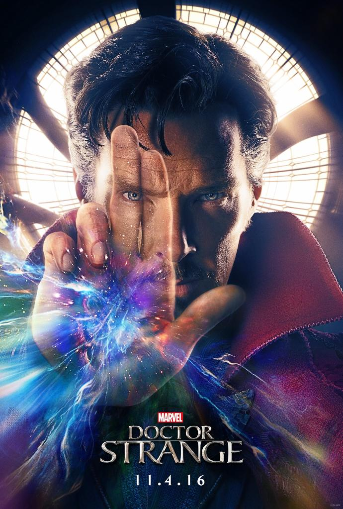What are your thoughts on the Dr. Strange movie?