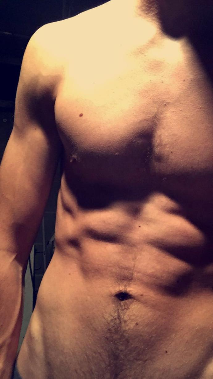 Girls, If a guy has a V shape why is that sexy?