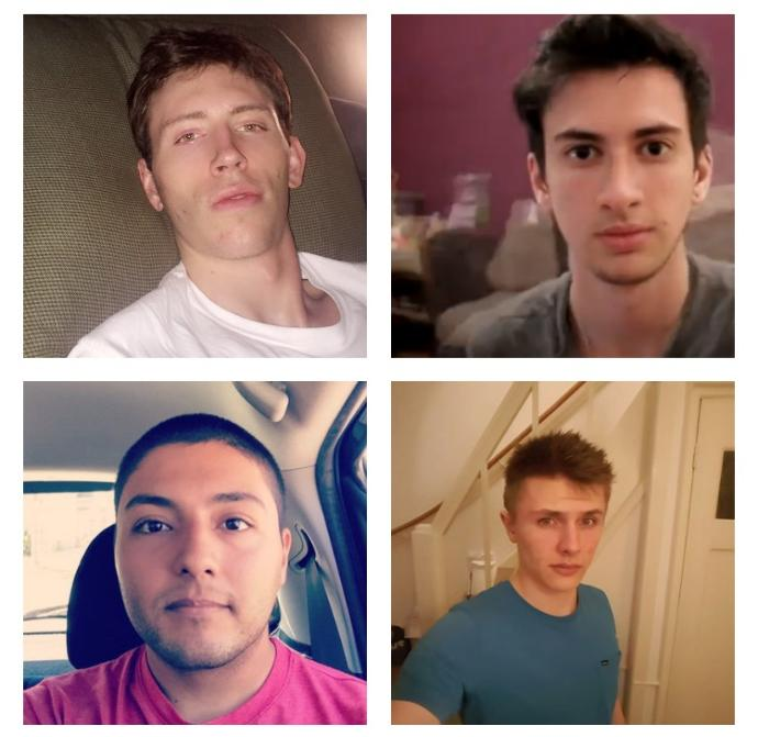 Girls, Out of these 4 guys which one do you choose and why?