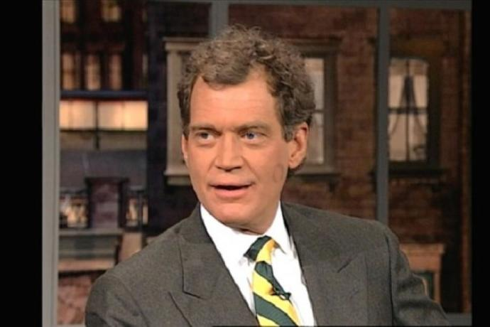 How Funny is this Comedian: David Letterman?