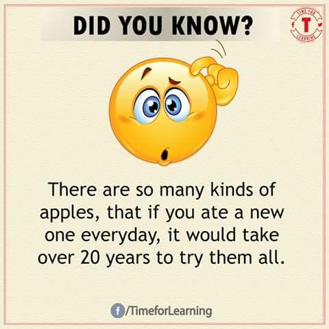 Did you know this??