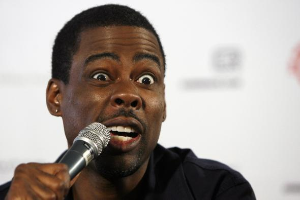 How funny is this Comedian: Chris Rock?