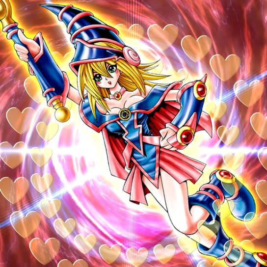 Which Art work of Dark Magician Girl is the best?