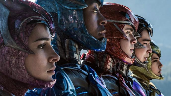 What do you think about the impending Power Rangers film?