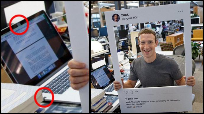 Mark Zuckerberg puts a duct tape on his laptop's camera and microphone. Do you?