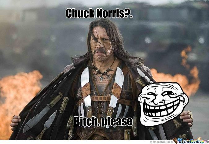Why is Danny Trejo completely and utterly Awesome?