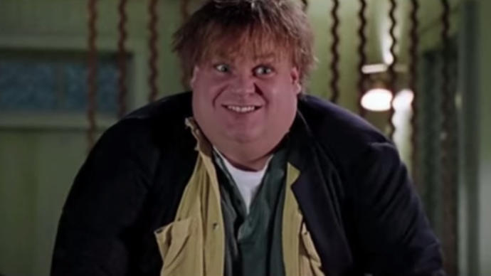 How funny is this Comedian: Chris Farley?