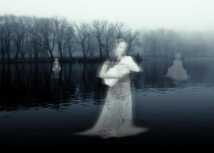 If ghosts did exist what would you think is usually the reason for them staying?