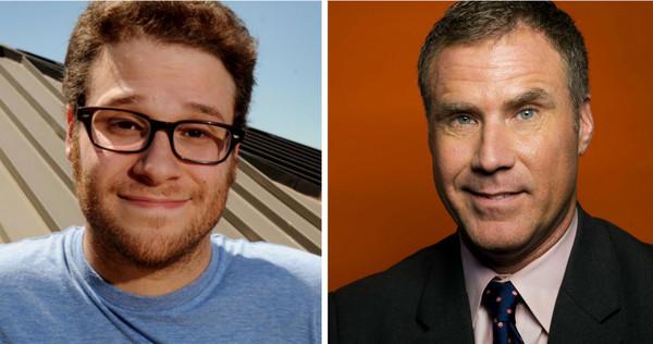 Seth Rogen VS. Will Ferrell?