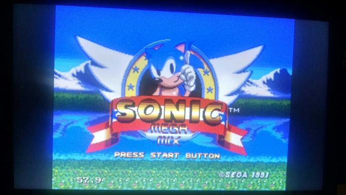 Sonic Megamix = Best hack ever??