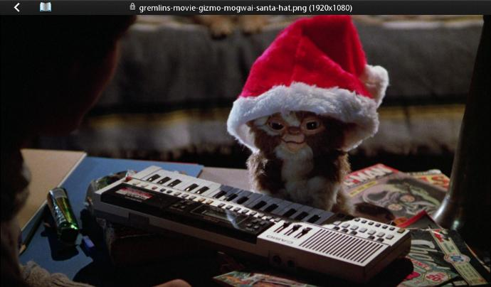 What Do You Think Of Gizmo From The Movie Gremlins (1984) :p?