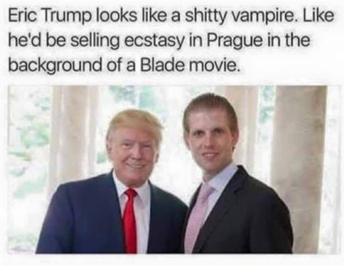 Can we all agree that even though the US election is a clusterfuck the memes have been amazing?