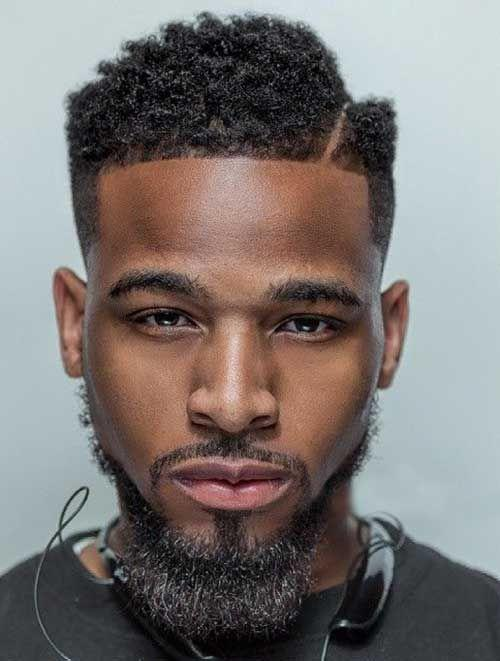 Girls, How do you heel about parts in guys hair?