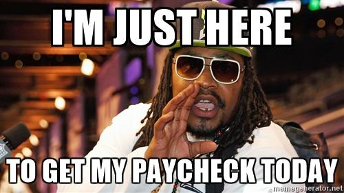 Do paychecks spoil employees?