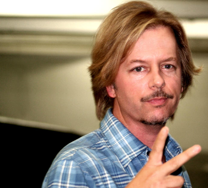How funny is this comedian: David Spade?