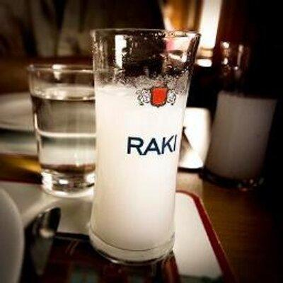 Have you ever drunk raki?