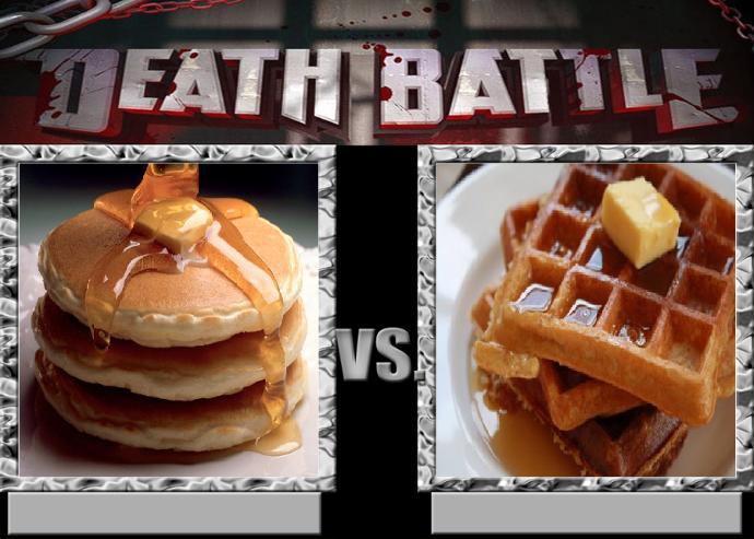 Pancakes Vs Waffles?
