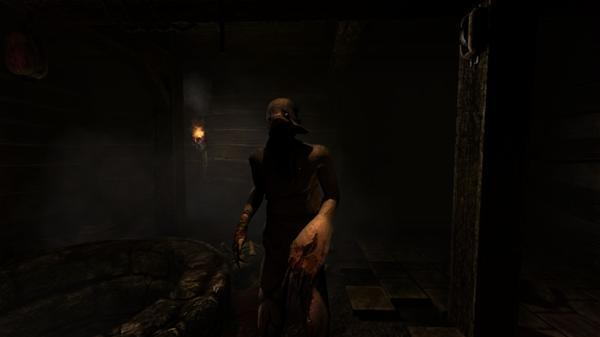 Do you think you can handle going into the haunted castle in the video game, Amnesia: The Dark Descent if it were real?