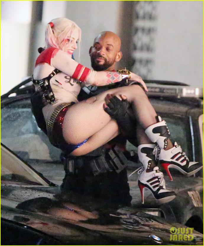 Harley Quinn leggings?