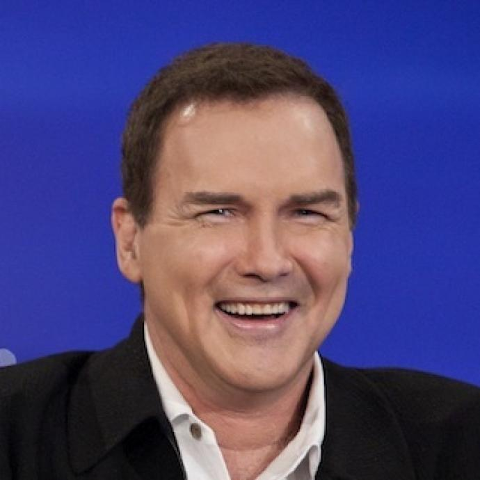 How funny is this comedian: Norm Macdonald?