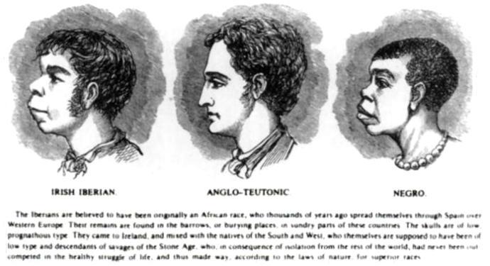 Are Irish people Black?