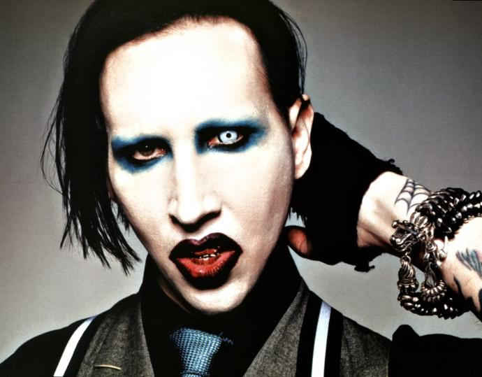 Why don't people like Marilyn Manson?