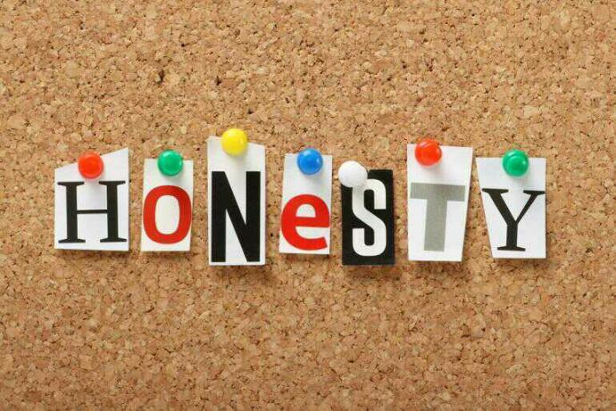 Do you believe honesty is the best policy??