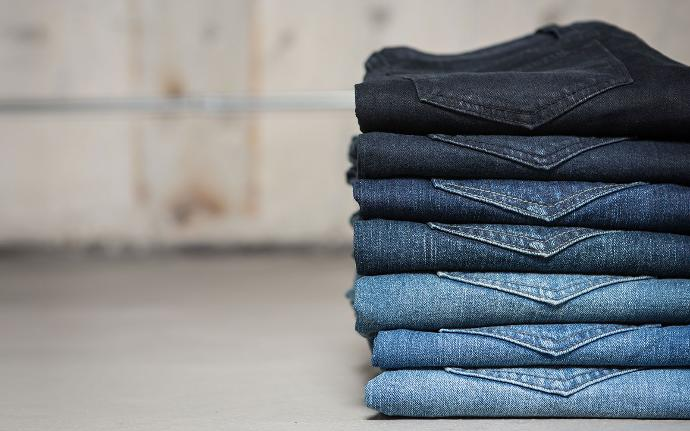 How many jeans do you have?
