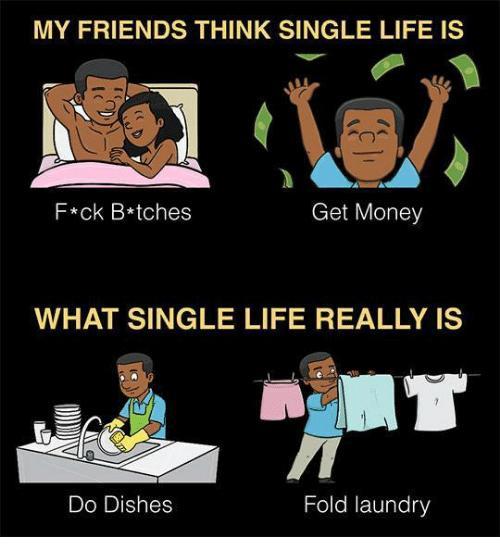 WYR: Single but rich or taken but broke?