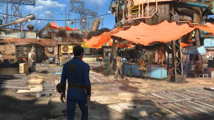 How would you feel if you were to live in the Fallout (video game series) Universe?