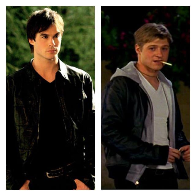 Damon Salvatore or Ryan Atwood?