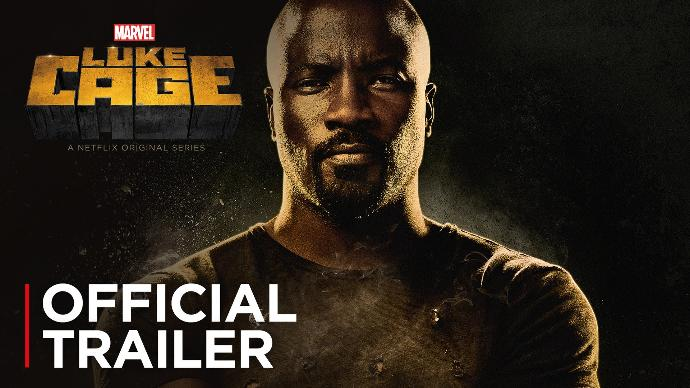 Are you watching Luke Cage?