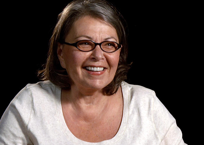 How funny is this Comedian: Roseanne Barr?