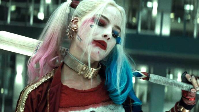 Harley Quinn earrings in suicide squad? Where to get them?