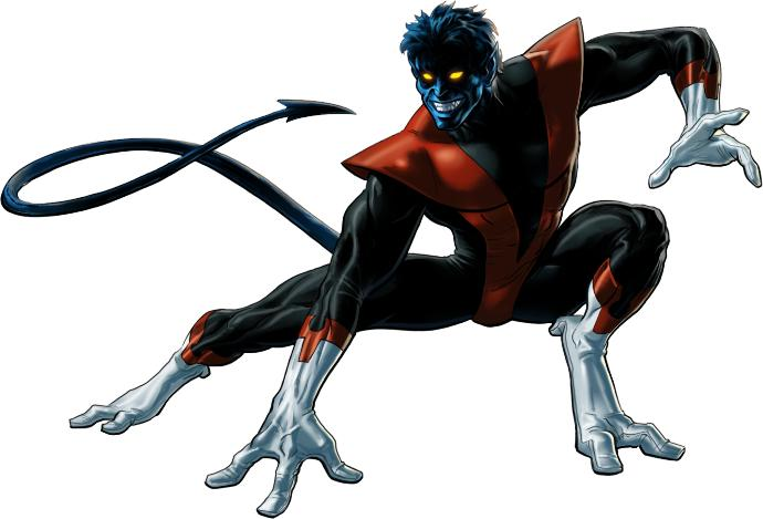 Rate this x-man: Nightcrawler?