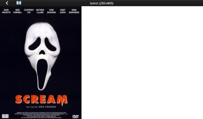Have You Ever Watched The Movie Scream (1996) :p?
