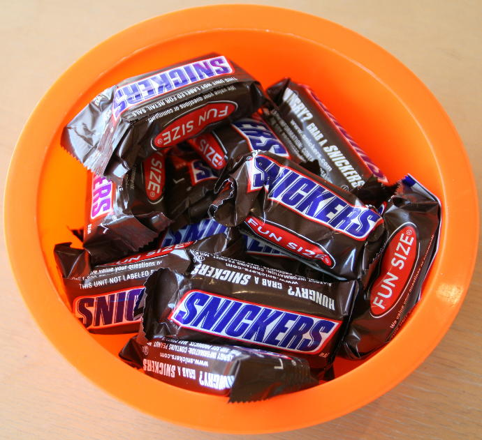 What are your favorite types of candy?